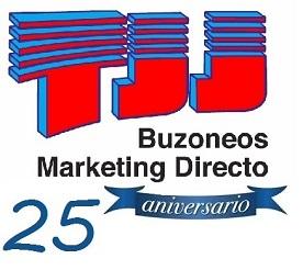 Logo TJJ 25 aniversario